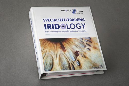 Trainingbook Iridology